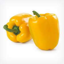 Yellow BellPepper - ShimlaMirch