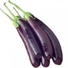 Brinjal Violet - Baingan