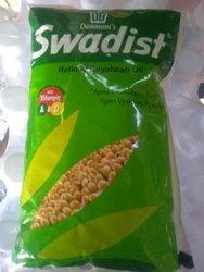 Soya Oil  (Swadist)  1 Ltr
