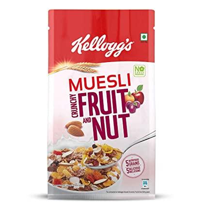 KELLOGS Muslie fruits nuts-500gms