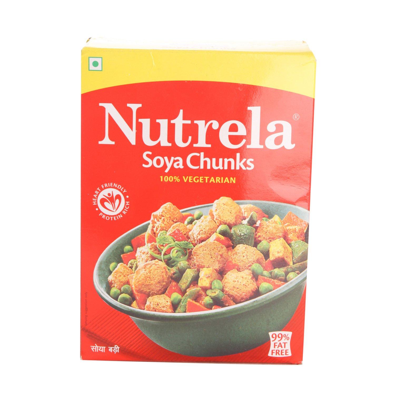 Soya Chunk Nutella-200gms