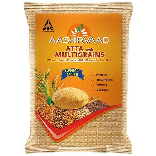 Multigrain atta ashirwad-5kg