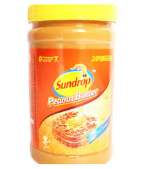 sundrop peanut butter 462gm