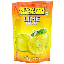 lime pickle 200gm