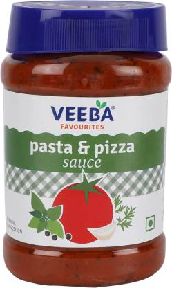 Veeba Pasta and Pizza Sauce  (280 gm)