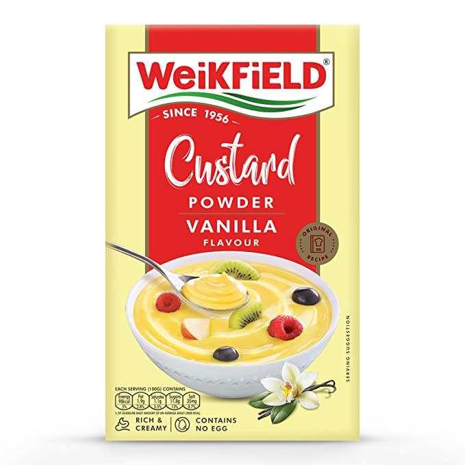 Custard Powder (vanilla flavour) 100g