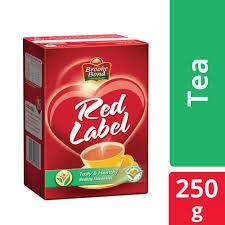 RED LABEL TEA 250 G