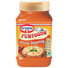 Pizza topping ( Culinary Sauce)325g
