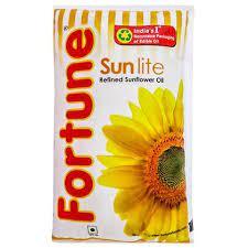 Sunflower Oil (fortune)1ltr