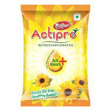 Sunflower Oil (MADHURI ACTIPRO)1ltr