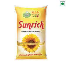 Sunflower Oil (SUNRICH)1ltr