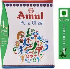 Amul Puree Ghee 500ml